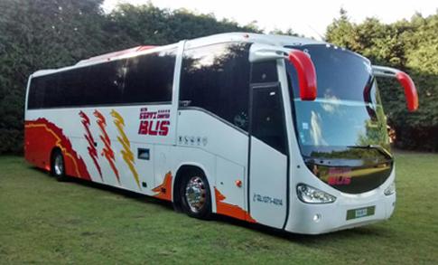 nustros Autobúses estan equipados para ser de alta calidad